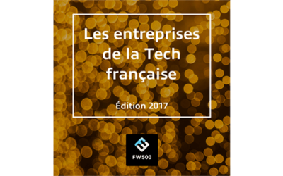 Quanteam Group ranked in the French Tech Top 500 firms in 2017