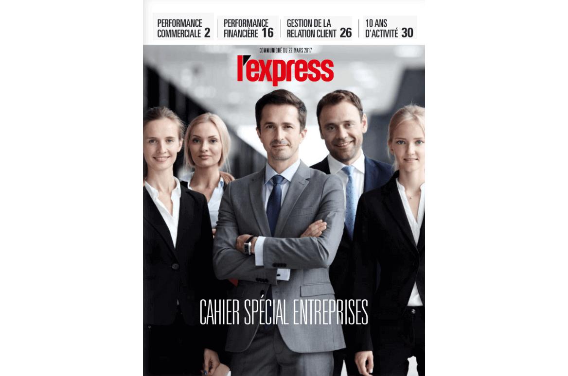 Quanteam dans l'Express