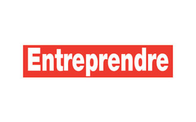 The Entreprendre magazine highlights Quanteam Group success