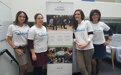 Quanteam Hangagé : Semaine Européenne du Handicap 2017