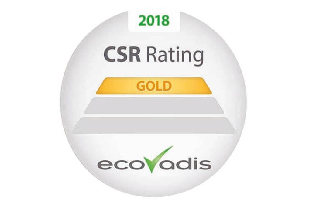 Quanteam reçoit le label EcoVadis Gold pour sa politique RSE