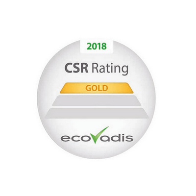 RSE Label Gold Ecovadis