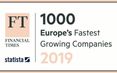 [Press] Quanteam ranked in the FT1000 of the Financial Times in 2019