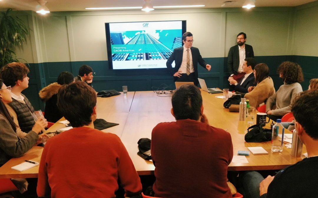 """[Event] Conférence Quanteam North Amercia : """"Comment l'IA & la Datascience aident les banques"""""""
